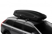 Thule Force XT XL Black Matte